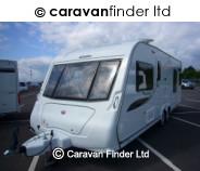 Elddis Odyssey 634 2010 caravan