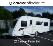 Elddis Avante 526 2011 caravan