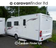 Elddis Odyssey 524 2011 caravan