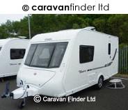 Elddis Avante 462 2012 caravan