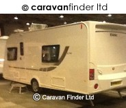 Elddis Avante 574 2012 caravan