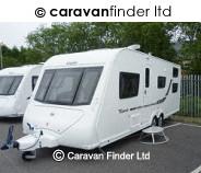 Elddis Avante 646 2012 caravan