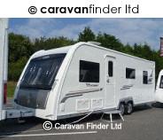 Elddis Crusader Cyclone 2012 caravan