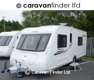 Elddis Odyssey 540 2012 caravan