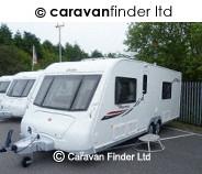 Elddis Odyssey 650 2012 caravan