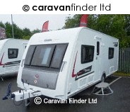 Elddis Affinity 540 Solid 2013 caravan