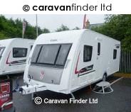 Elddis Affinity 550 2013 caravan
