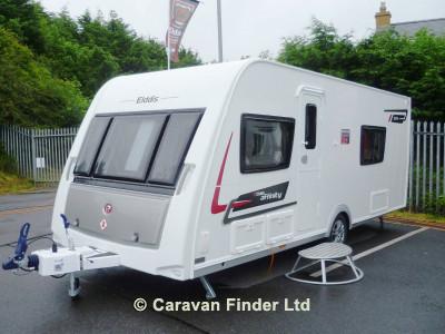 Used Elddis Affinity 574 2013 touring caravan Image