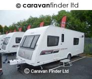 Elddis Avante 574 2013 caravan