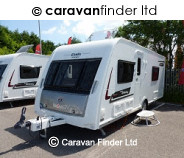 Elddis Affinity 540 ALDE 2014 caravan