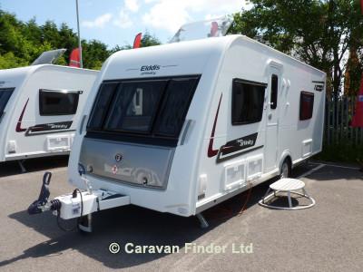 Used Elddis Affinity 540 2014 touring caravan Image