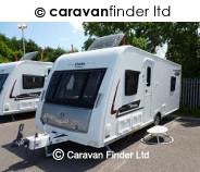 Elddis Affinity 550 2014 caravan