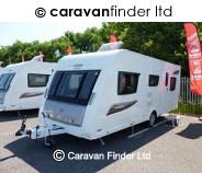 Elddis Avante 515 2014 caravan