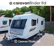Elddis Avante 540 2014 caravan