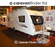 Elddis Supreme 515 2014 caravan