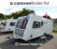Elddis Affinity 554 2015 caravan