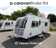 Elddis Affinity 574 2015 caravan