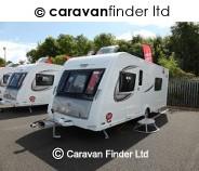 Elddis Avante 540 2015 caravan