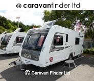 Elddis Crusader Shamal 2015 caravan