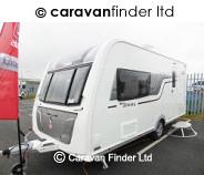 Elddis Affinity 482 2016 caravan