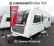Elddis Affinity 550 2016 caravan