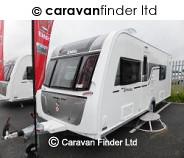 Elddis Affinity 574 2016 caravan