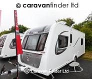 Elddis Avante 550 2016 caravan