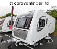 Elddis Riva 554 2016 caravan