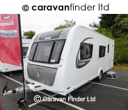 Elddis Supreme 576 2016 caravan