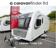 Elddis Avante 554 2017 caravan