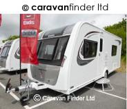 Elddis Avante 574 2017 caravan