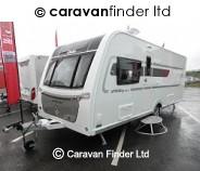 Elddis Affinity 554 2018 caravan