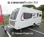 Elddis Avante 462 2018 caravan