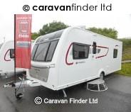 Elddis Avante 550 2018 caravan