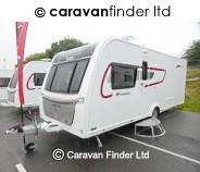 Elddis Avante 554 2018 caravan