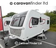 Elddis Avante 574 2018 caravan