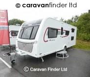 Elddis Avante 586 2018 caravan