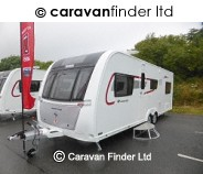 Elddis Avante 840 2018 caravan