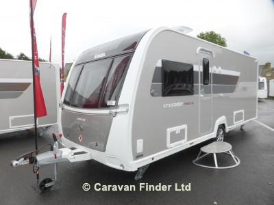 New Elddis Crusader Mistral 2018 touring caravan Image