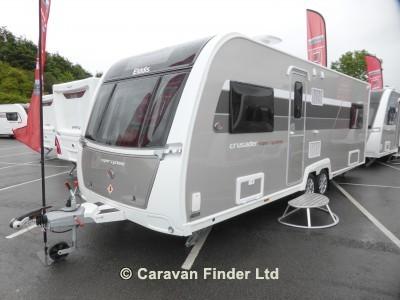New Elddis Crusader Super Cyclone 2018 touring caravan Image