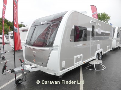 New Elddis Crusader Zephyr 2018 touring caravan Image