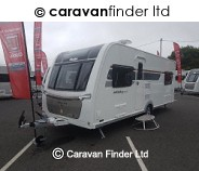 Elddis Affinity 574 2019 caravan
