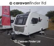 Elddis Avante 554 2019 caravan