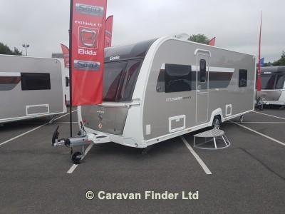 New Elddis Crusader Aurora 2019 touring caravan Image