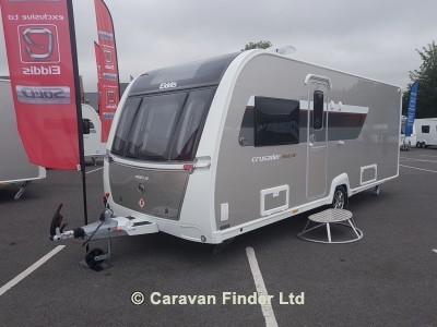 New Elddis Crusader Mistral 2019 touring caravan Image