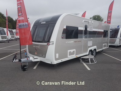 New Elddis Crusader Super Cyclone 2019 touring caravan Image