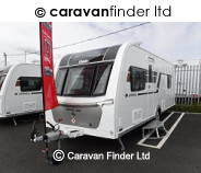 Elddis Affinity 550 2020 caravan