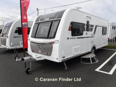 New Elddis Affinity 574 2020 touring caravan Image