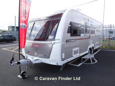 New Elddis Crusader Storm 2020 touring caravan Image
