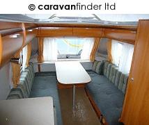 Used Eriba Triton 420 2018 touring caravan Image